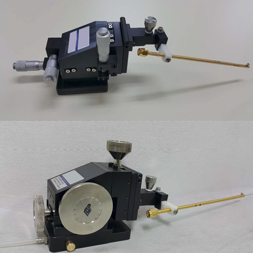 various micromanipulators are available