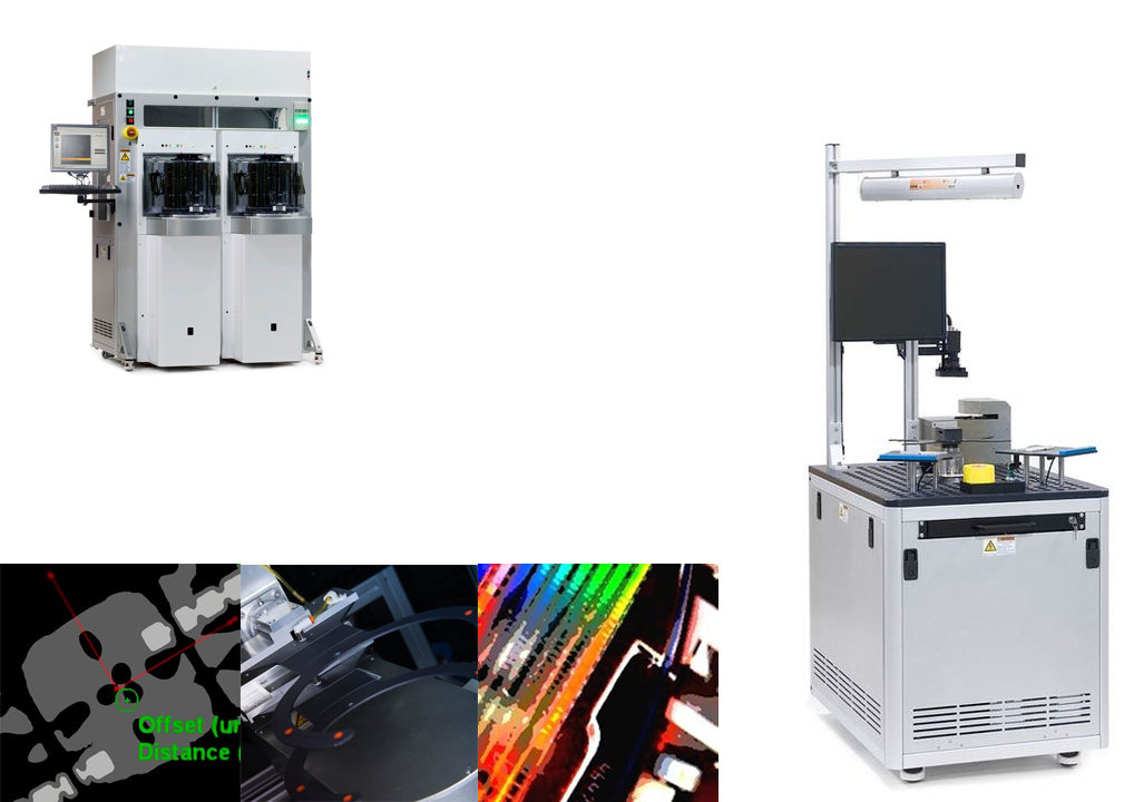 Wafer sorting and automation